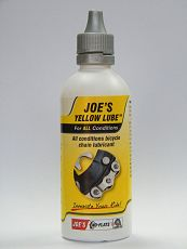 Joes Yellow Lube Wet & Dry