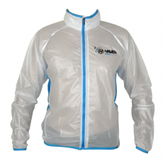 Bunda HAVEN  RAINSHIELD  white/blue