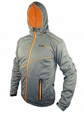 Bunda HAVEN Thermotec men grey/orange