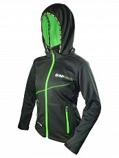 Bunda HAVEN Thermotec women black/green