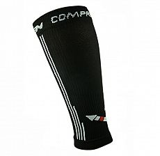 Kompresní návleky HAVEN Compressive Calf Guard EvoTec black/white - MIDDLE COMPRESSION
