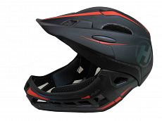 Přilba HAVEN CHALLENGER black/red