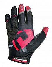 Rukavice HAVEN SINGLETRAIL   Long black/pink